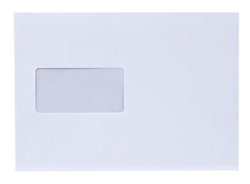 Obálka, LC5, samolepiaca, s ľavým okienkom, VICTORIA