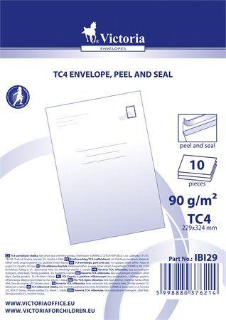 Obálky, TC4, silikónové, VICTORIA