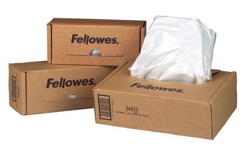 Odpadové vrecia do skartovacích strojov, kapacita: 80-85 l, FELLOWES