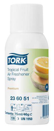 """Osviežovač v spreji, 75 ml, A1 systém, TORK """"tropické ovocie"""""""