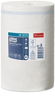 "Papierové utierky, kotúčové, M1 systém, TORK ""Advanced 420"", biele"