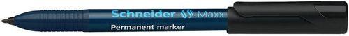 """Permanentný popisovač, 1- 2 mm, kužeľový hrot, SCHNEIDER """"240"""", čierny"""
