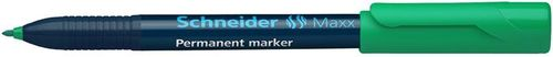 """Permanentný popisovač, 1- 2 mm, kužeľový hrot, SCHNEIDER """"240"""", zelený"""