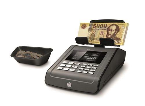 """Počítačka bankoviek, HUF, EUR, USD, SAFESCAN """"6185"""", čierna"""