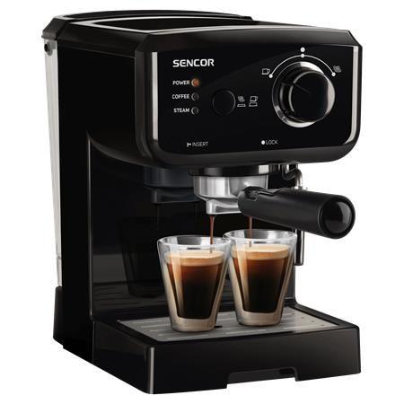 """Presso kávovar, SENCOR """"SES 1710"""", čierny"""