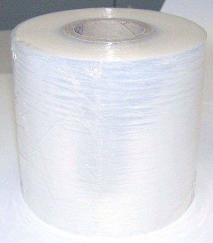 Ručná prieťažná fólia, priesvitná, 0,1m x 300m