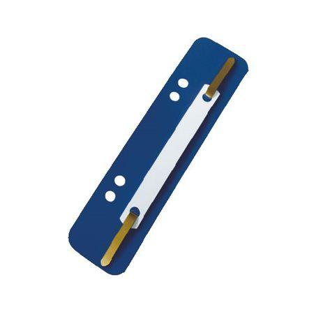 Rýchloviazacia lišta, PP, ESSELTE, modrá