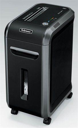 """Skartovací stroj, konfety, 17 listov, FELLOWES """"Powershred® 99Ci"""""""