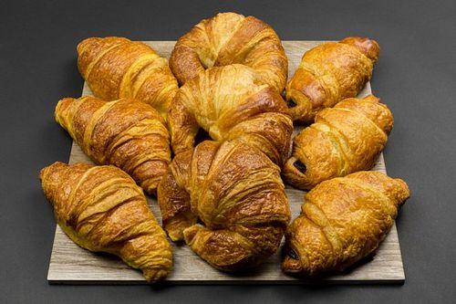 Sladké croissanty, 9 ks čokoládový
