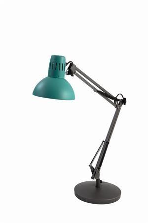 """Stolová lampa, 11 W, ALBA """"Architect"""", tyrkysová"""