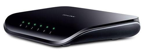 Switch TL-SG1005D, 5x1000Mbps, plastový