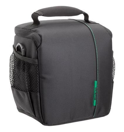 """Taška cez rameno, pre fotoapartáty DSLR, RIVACASE """"7420"""", čierna"""