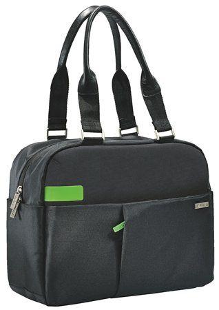 """Taška na notebook, 13,3"""", LEITZ """"Complete Shopper"""", čierna"""