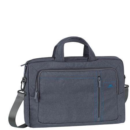 "Taška na notebook, 15,6"", RIVACASE ""Aspen"", sivý"