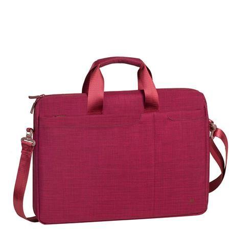 "Taška na notebook, 15,6"", RIVACASE ""Biscayne 8335"", červená"