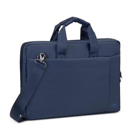 "Taška na notebook, 15,6"", RIVACASE ""Central"", modrá"