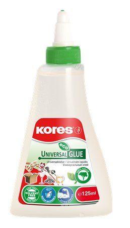 """Univerzálne lepidlo, 125 ml, KORES, """"Eco"""""""