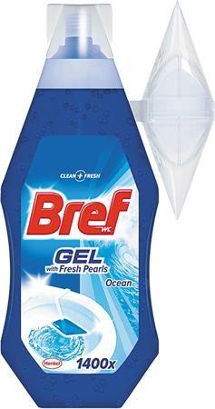 "WC gél ""Bref"", oceán, 360 ml"